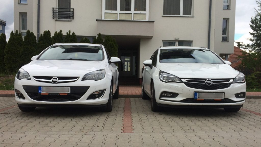 Opel Astra ST 1.6 CDTI J test recenzia  porovnanie