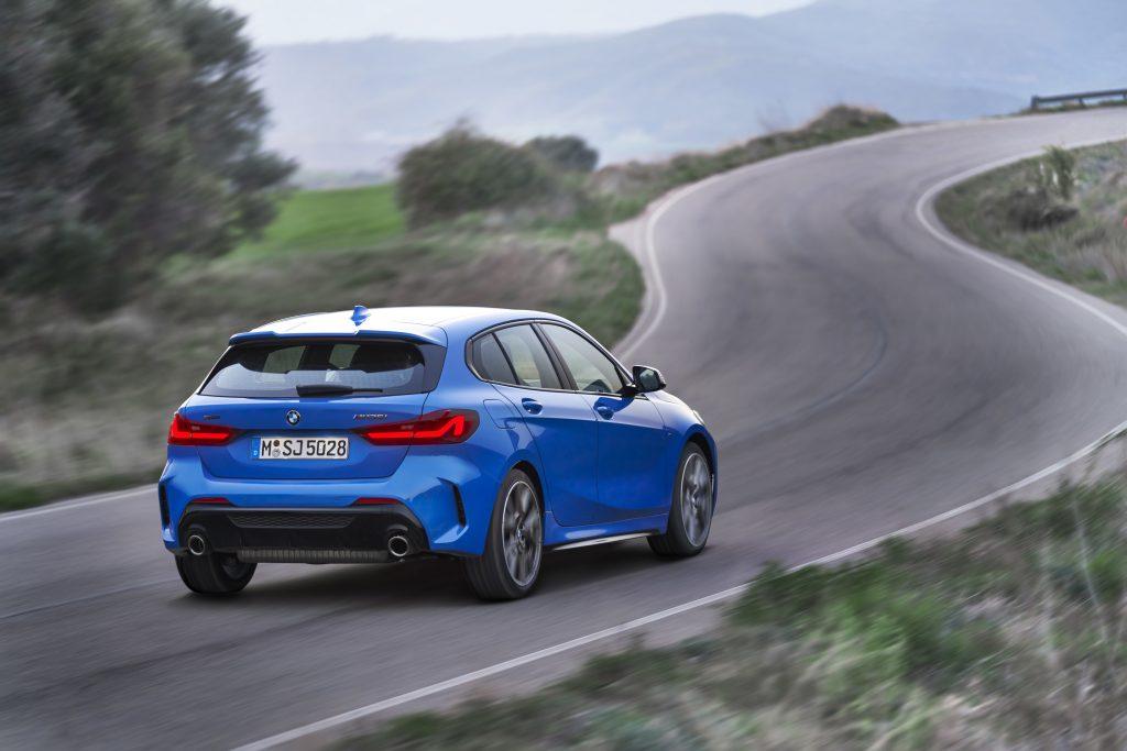 BMW 1 2020 pohon