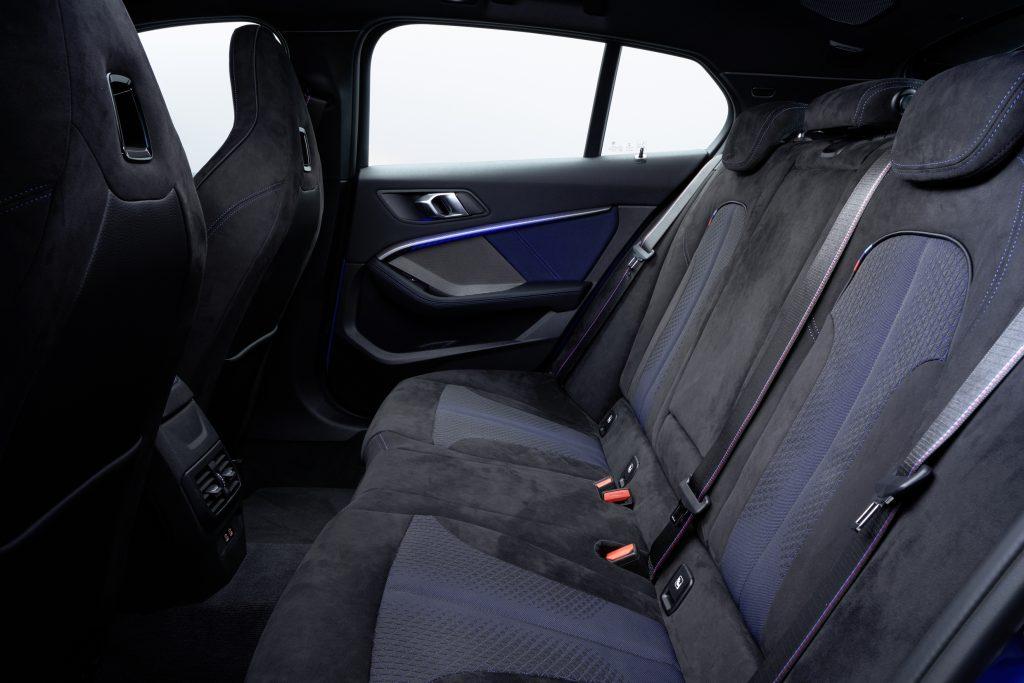 BMW 1 2020 interiér