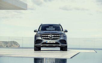 """Nový Mercedes GLS: """"Nadauto"""""""