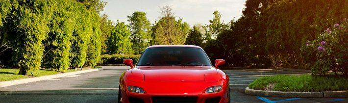 Mazda RX-7 FD je láska na prvý pohľad. Aj na druhý.
