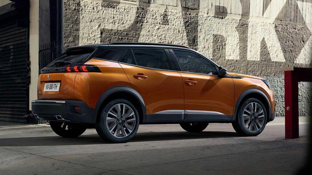 Nový Peugeot 2008 2019
