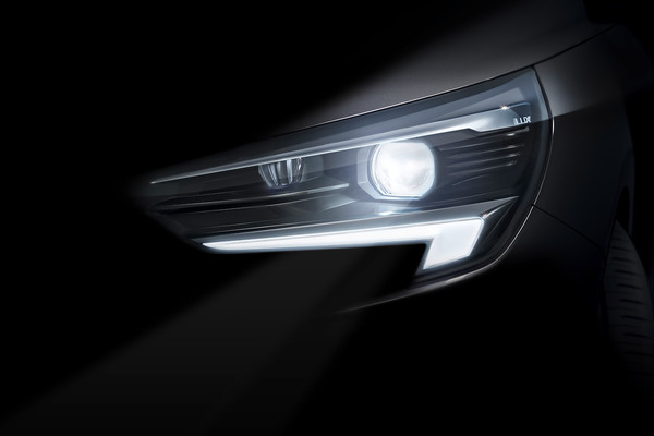 Opel Corsa 2019 svetlá