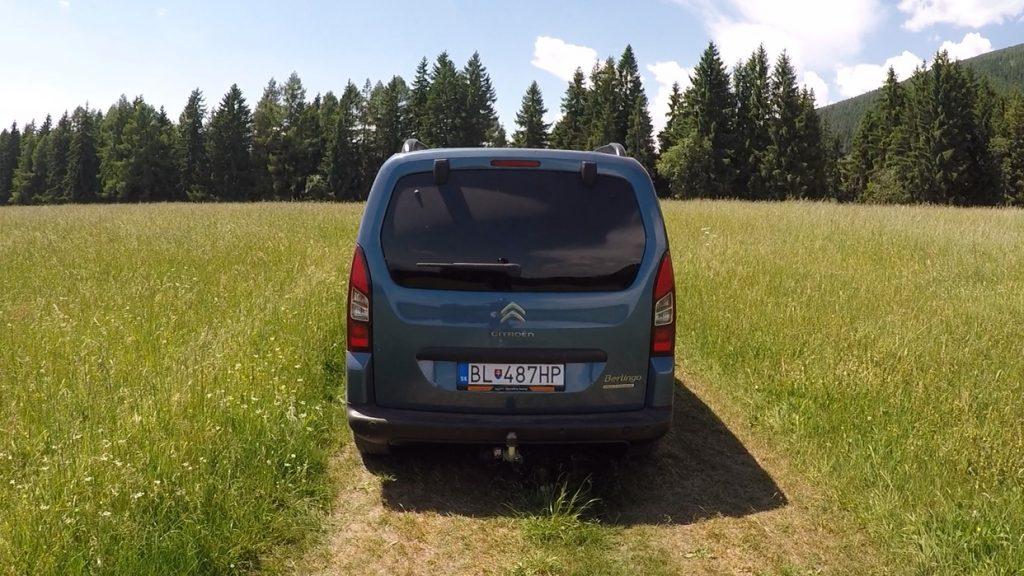 Citroën Berlingo Multispace 2. gen 1.6 HDI XTR test recenzia