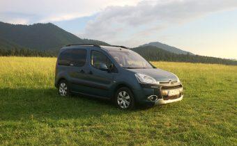 TEST Jazdenky Citroën Berlingo Multispace 2. gen 1.6 HDI XTR