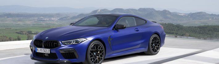 Nové BMW M8 – luxusná beštia