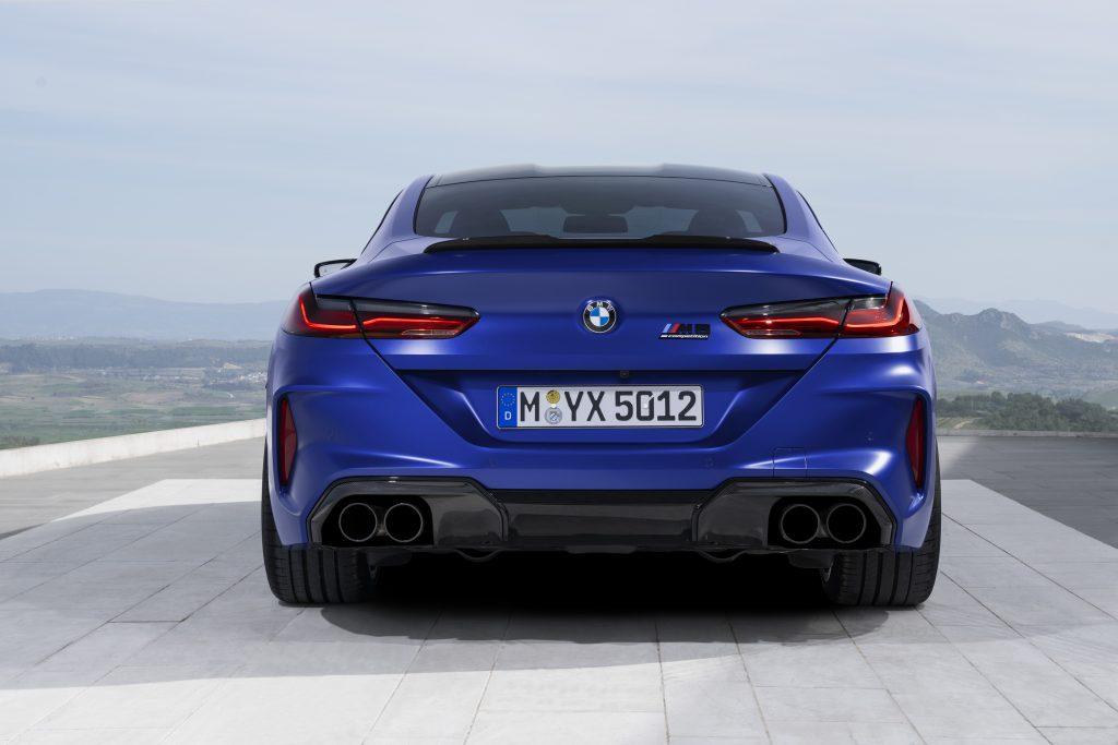 BMW M8 2019 zadok
