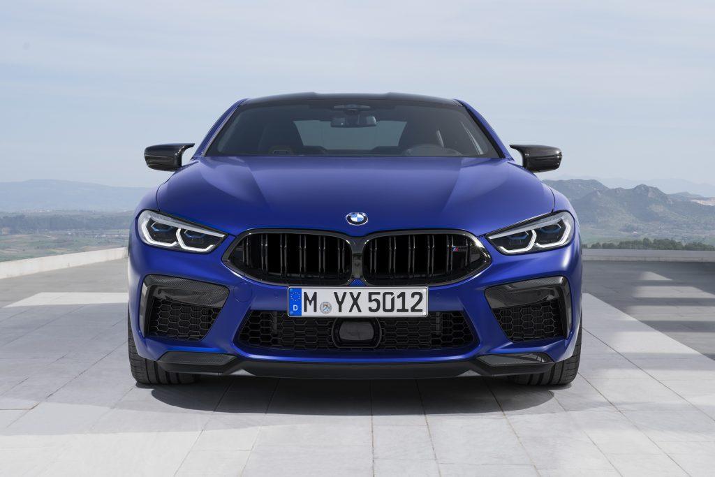 BMW M8 2019 predok