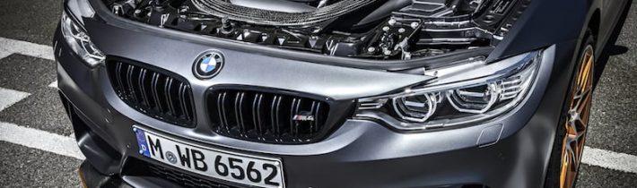 Ako pomohlo vstrekovanie vody do motora zvýšiť výkon BMW M4 GTS až o 50 koní?