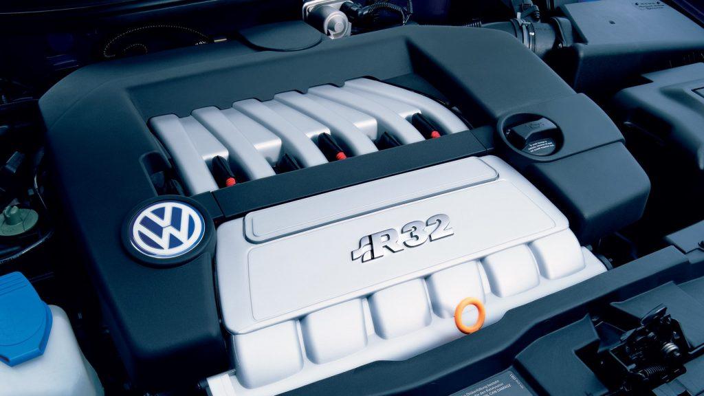 Volkswagen Golf R32 mk4 motor