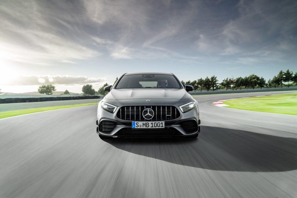 Mercedes A45 AMG 2019