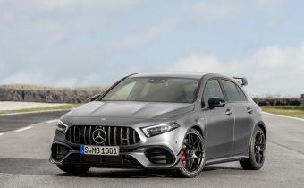 Brutálny nový Mercedes A 45 AMG predčil všetky očakávania!