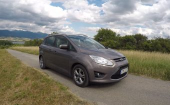 Test Jazdenky Ford Grand C-Max 1.6 TDCi Edition X