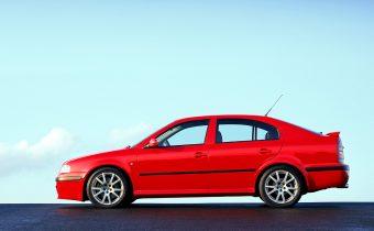 Je Škoda Octavia RS 1. gen. pravou legendou?