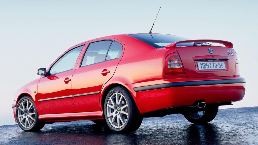 Škoda Octavia RS 1 1.8 T
