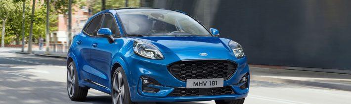 Nový Ford Puma – a šelma je preč…