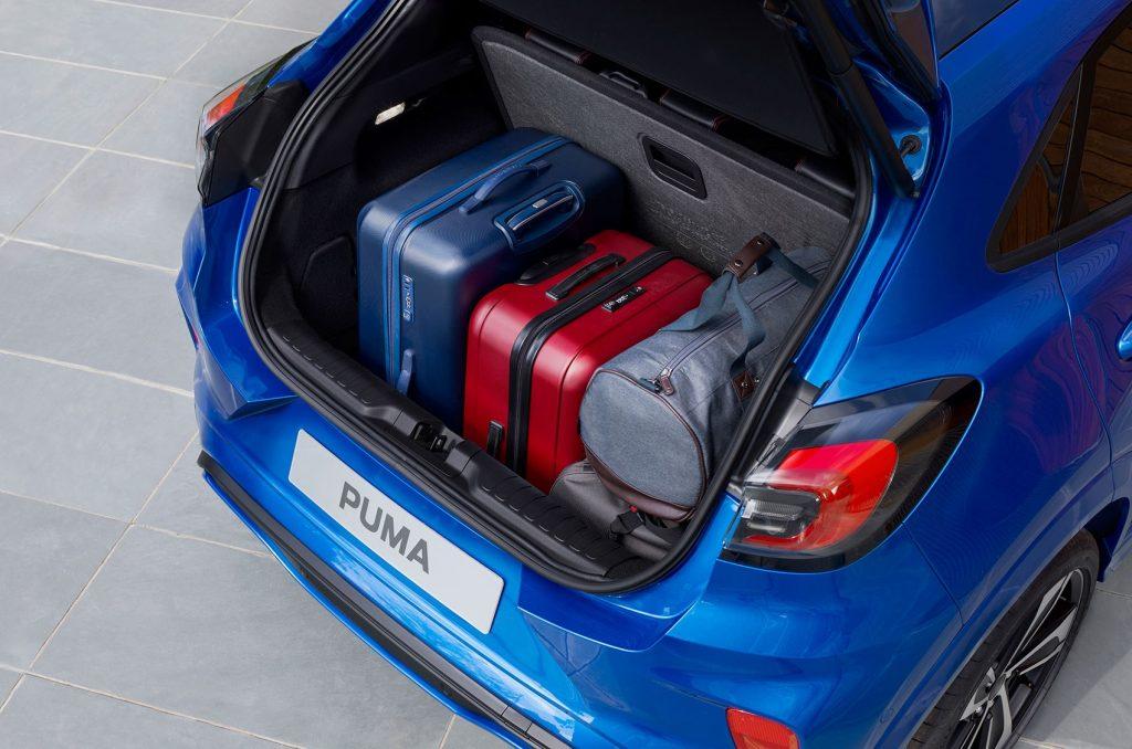 Ford Puma 2019 kufor