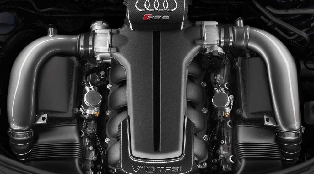 audi rs6 c6 avant motor