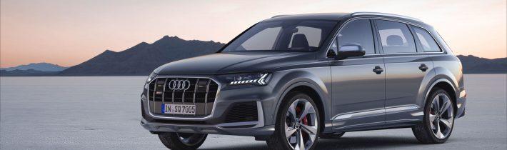 Modernizované Audi SQ7 – vycibrený diamant