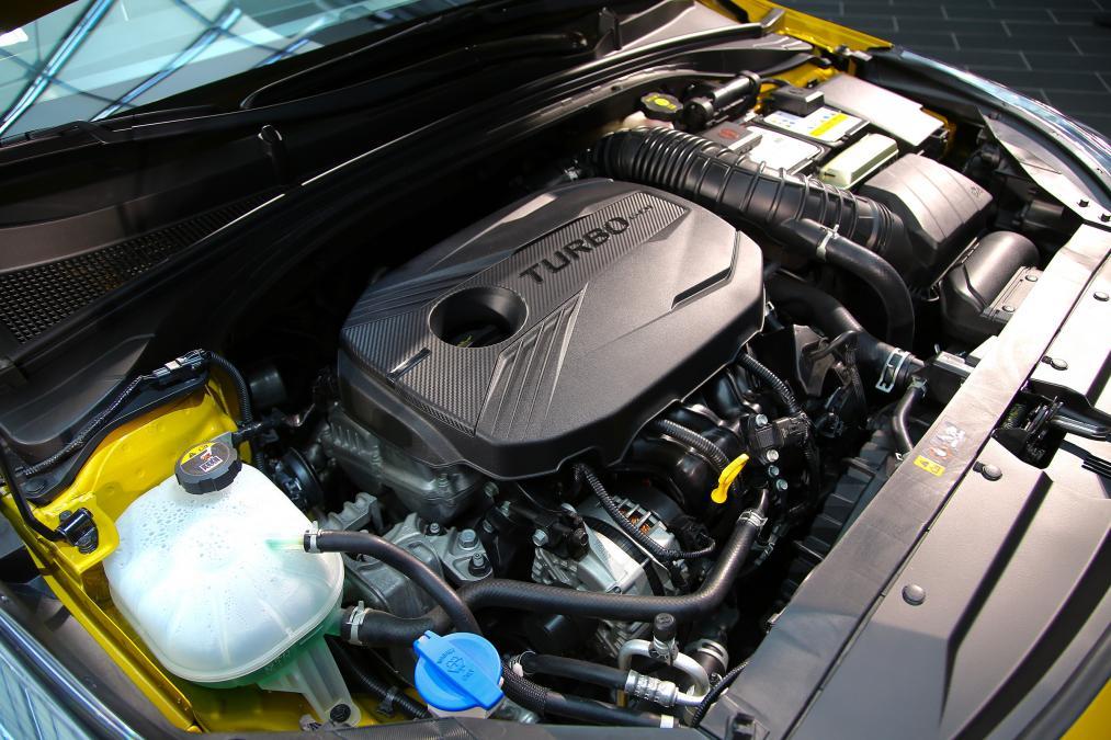 KIA XCeed 2019 motor