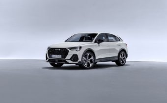 Nové Audi Q3 Sportback je Q8 v skladnom balení