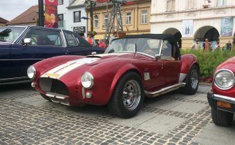 Fotogaléria: štart Oldtimer Rallye Tatry 2019