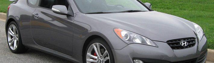 Hyundai Genesis Coupe – zaujímavý športiak, ktorý odštartoval novú éru