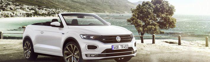 Volkswagen T-Roc Cabriolet bude skutočnosťou a máme sa na čo tešiť!