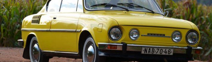 Škoda 110R – spomienka na jednu z najkrajších Škodoviek všetkých čias