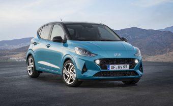 Nový Hyundai i10 je zaujímavejší ako kedykoľvek predtým!