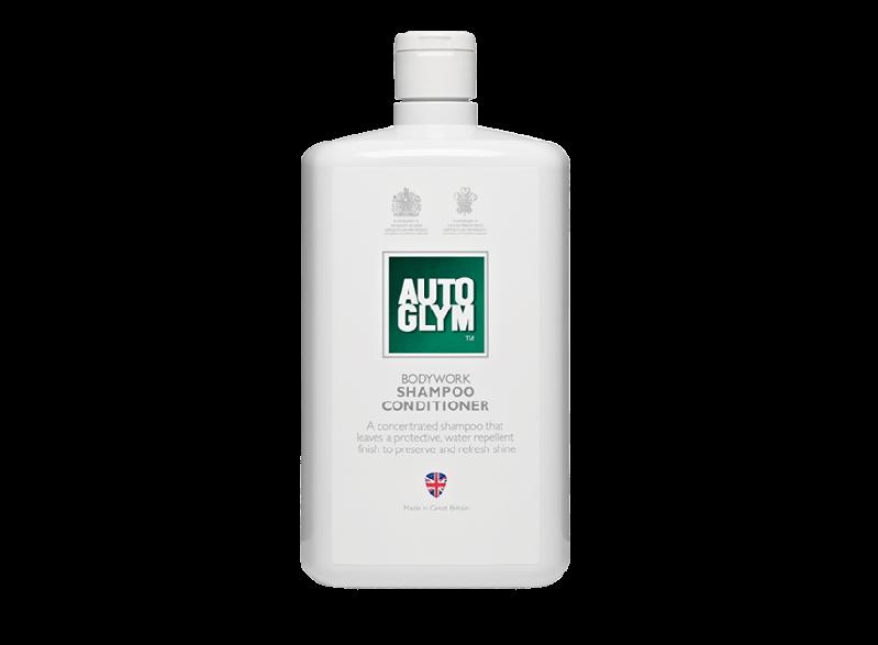 autoglym autokozmetika šampón s voskom