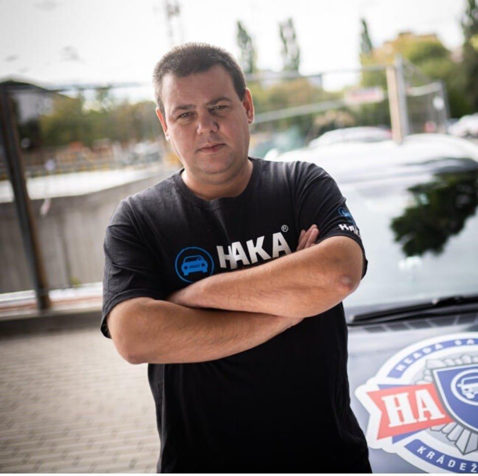 Zakladateľ HAKA systému Štefan Farkaš. Foto: Archív Š.F.