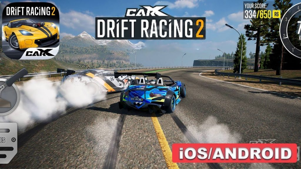 auto hry na mobil carx drift racing 2 zadarmo