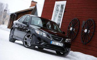 Saab 9-3 Turbo X je ultimatívny supersedan s tonou charizmy