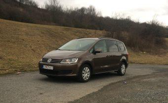 Má MPV ešte zmysel? Test jazdenky Volkswagen Sharan 2.0 TDI