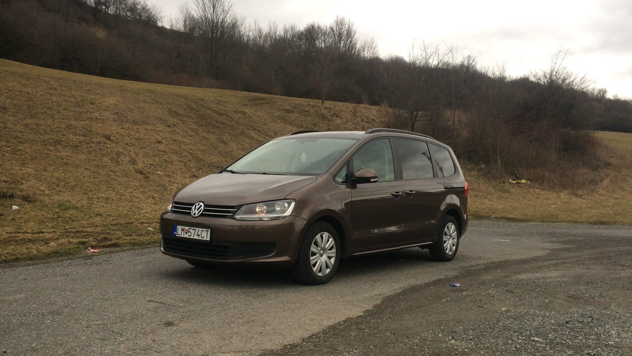 volkswagen sharan 2.0 tdi 2011 test recenzia
