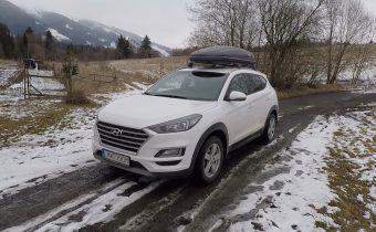Ideálne rodinné SUV? Test Hyundai Tucson 1.6 CRDi Smart