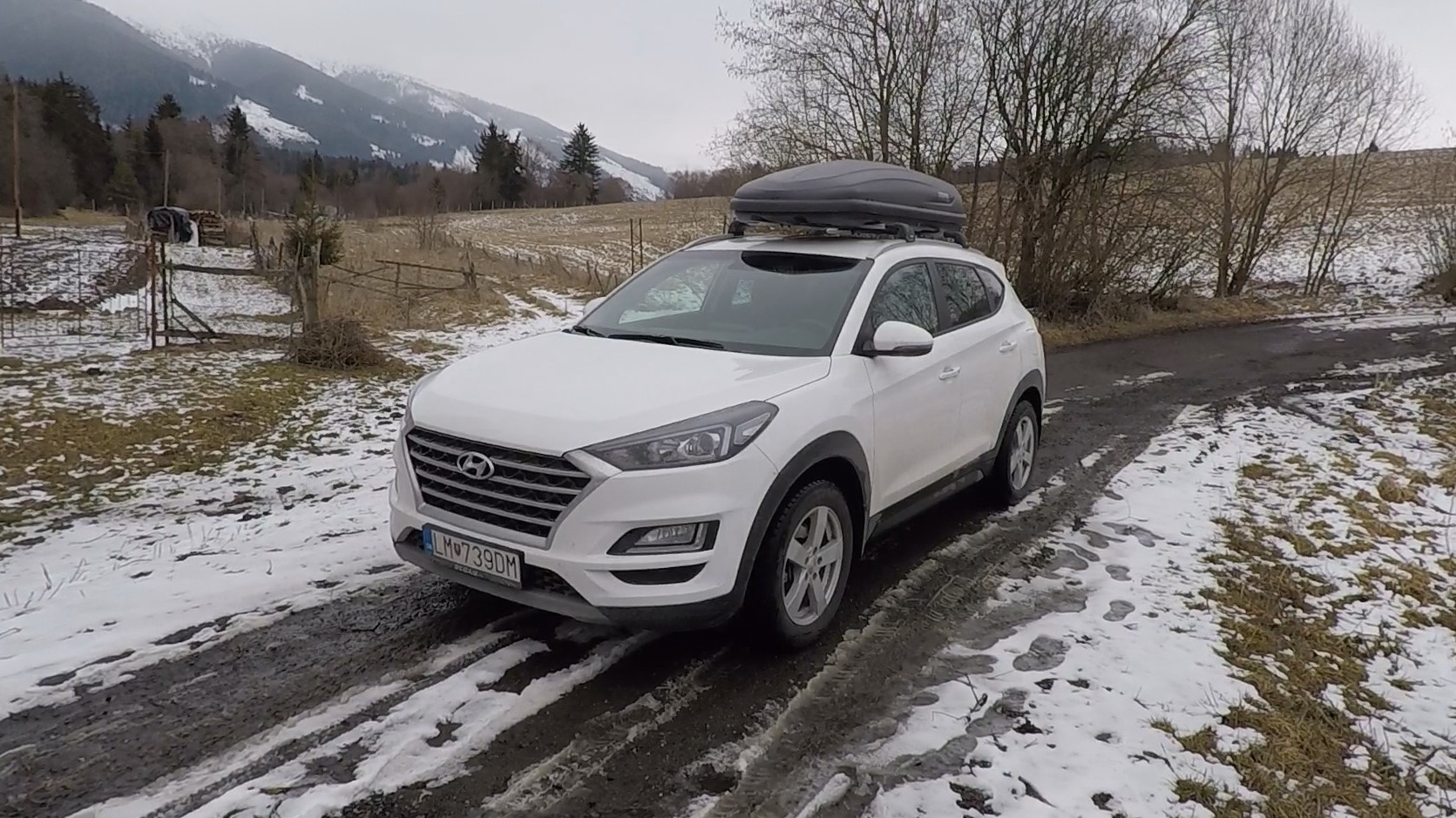 Hyundai Tucson 2020 Test recenzia