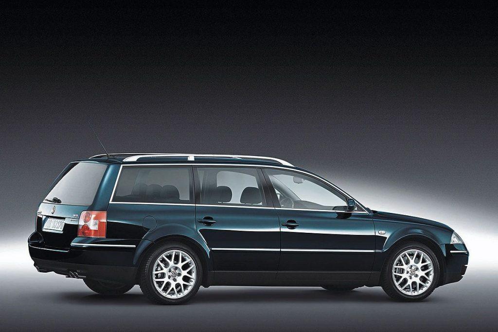 Volkswagen Passat 4,0 W8 variant