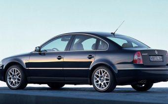 Dokonalý sleeper od Volkswagenu? Passat 4,0 W8!