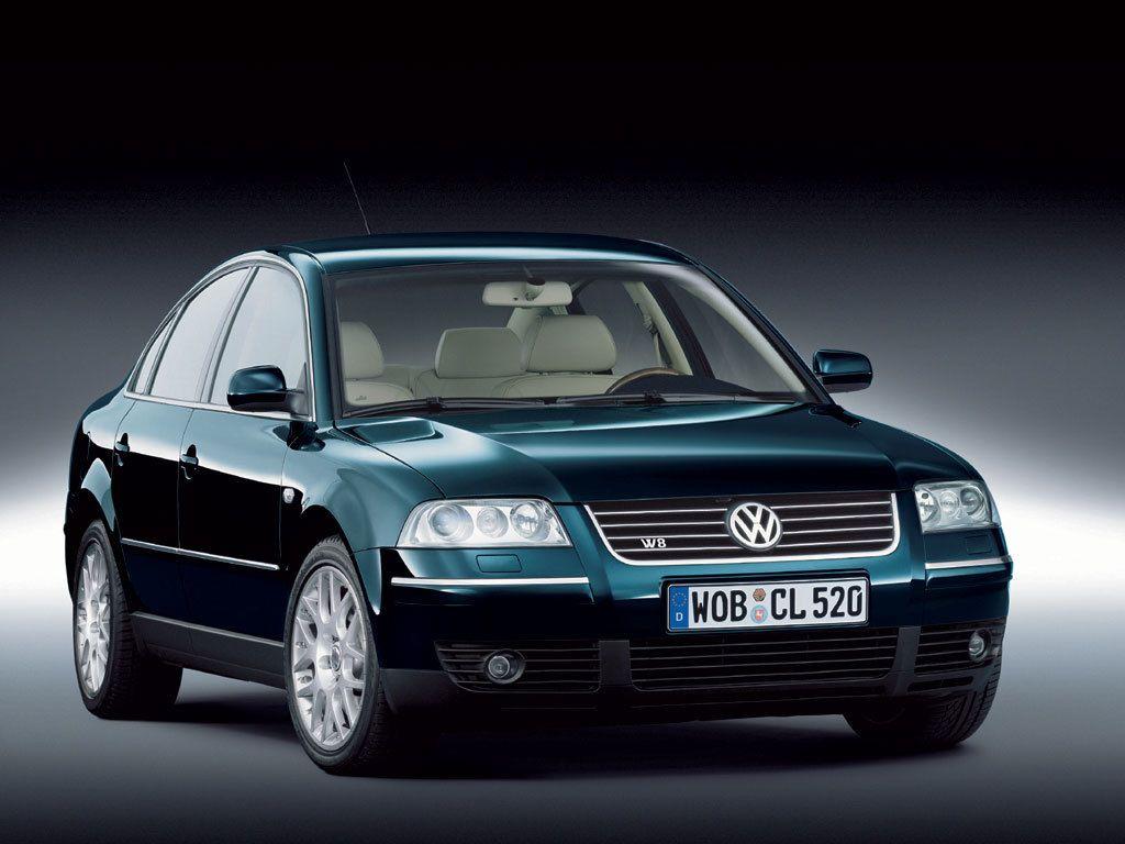 Volkswagen Passat 4,0 W8