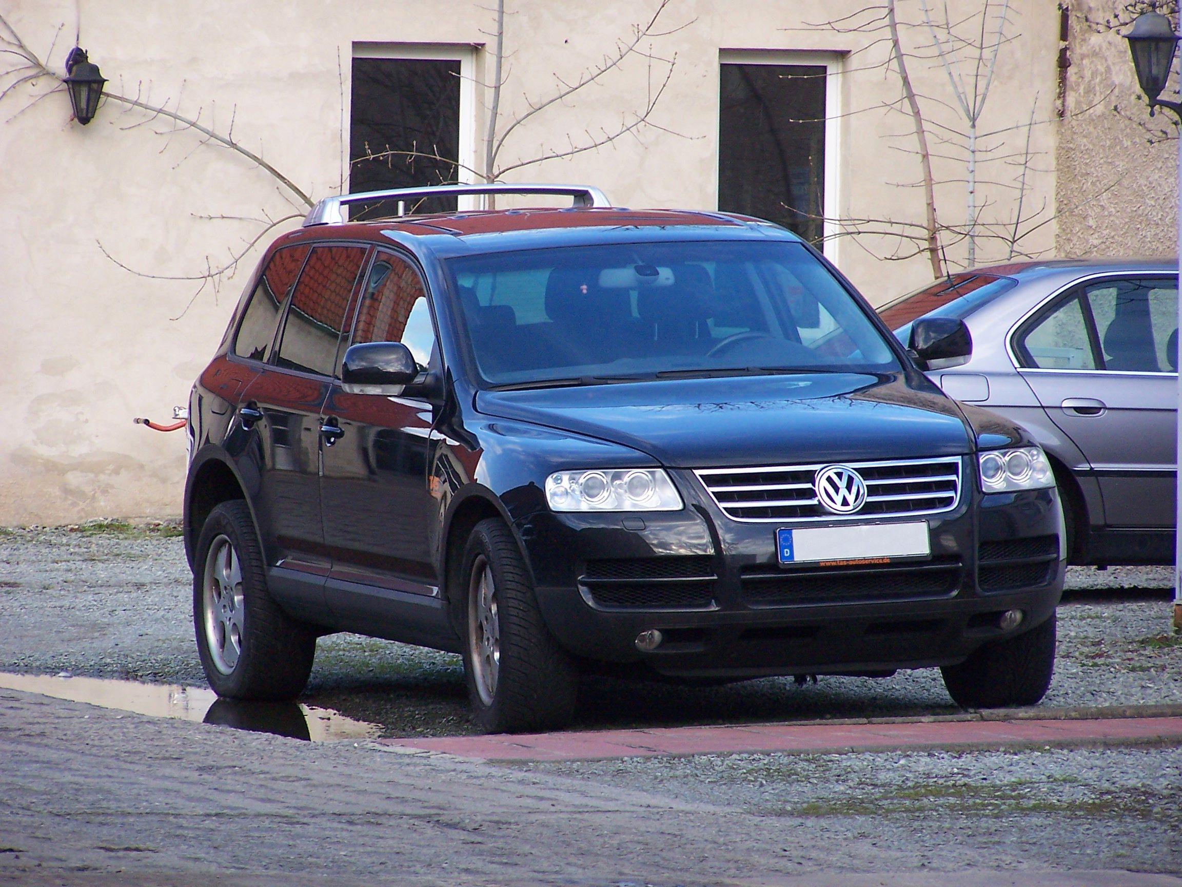 Volkswagen Touareg 3,0 TDI V6 1. gen. recenzia skúsenosti