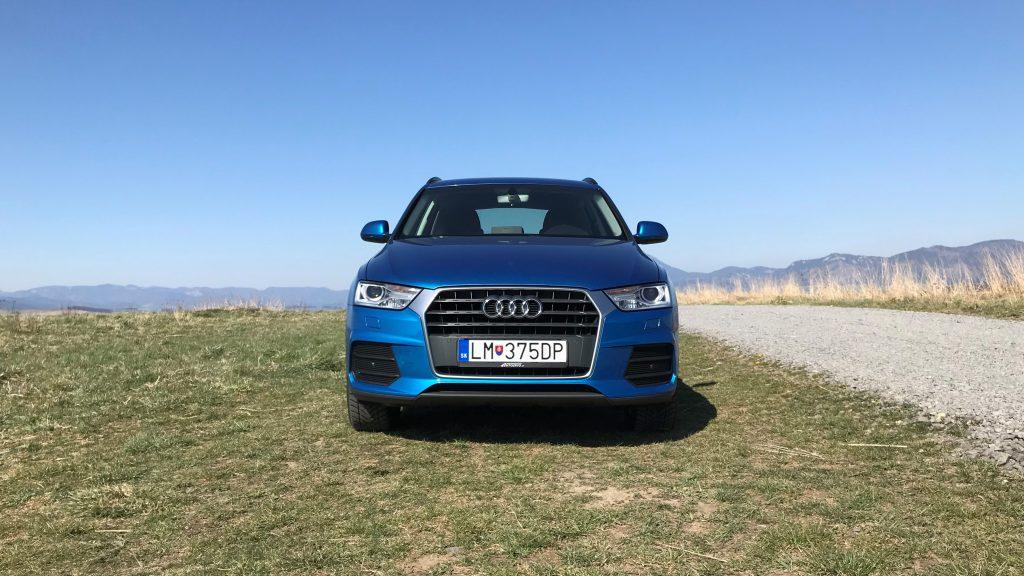 Audi Q3 2,0 TDI test recenzia