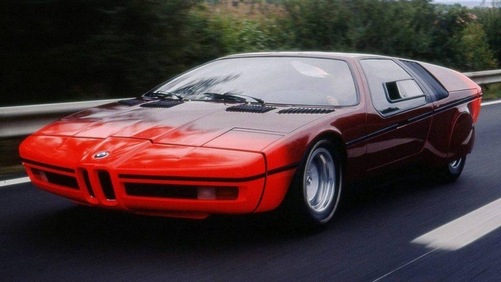 bmw e25 turbo koncept jazda