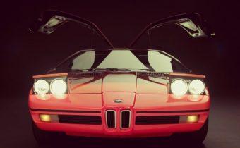 BMW e25 Turbo je zabudnutý koncept plný unikátov