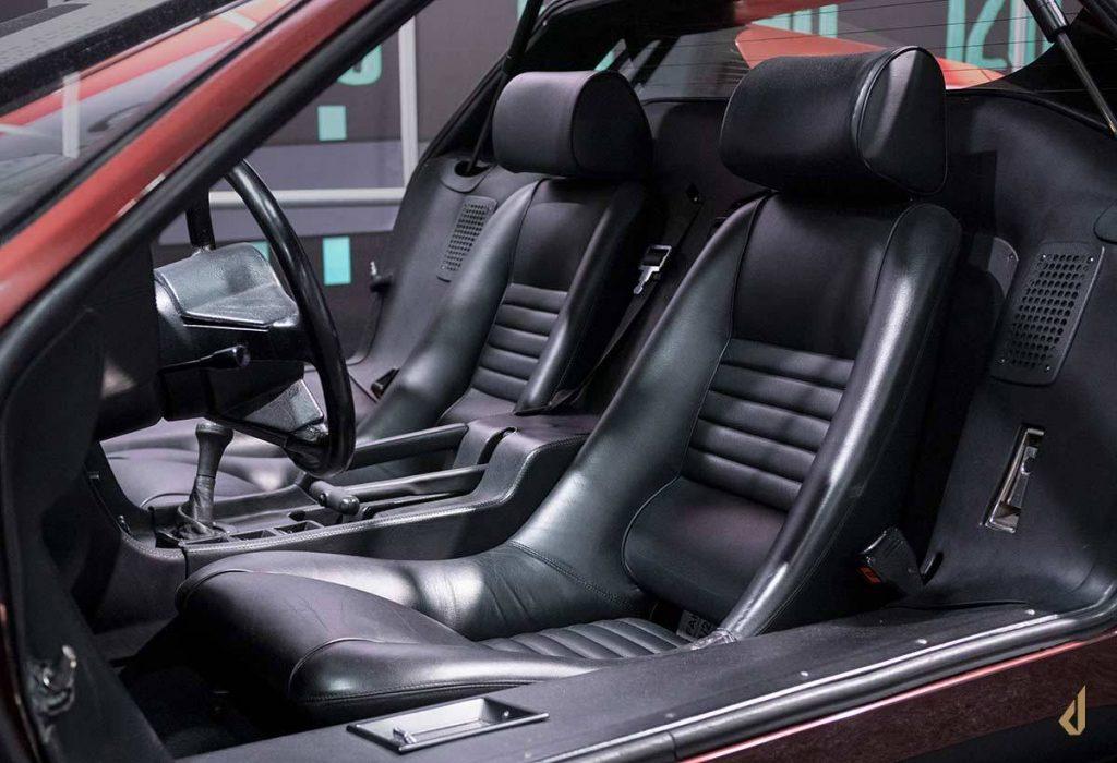 bmw e25 turbo koncept interiér