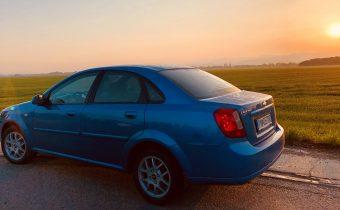 2004 Chevrolet Lacetti recenzia a skúsenosti majiteľa