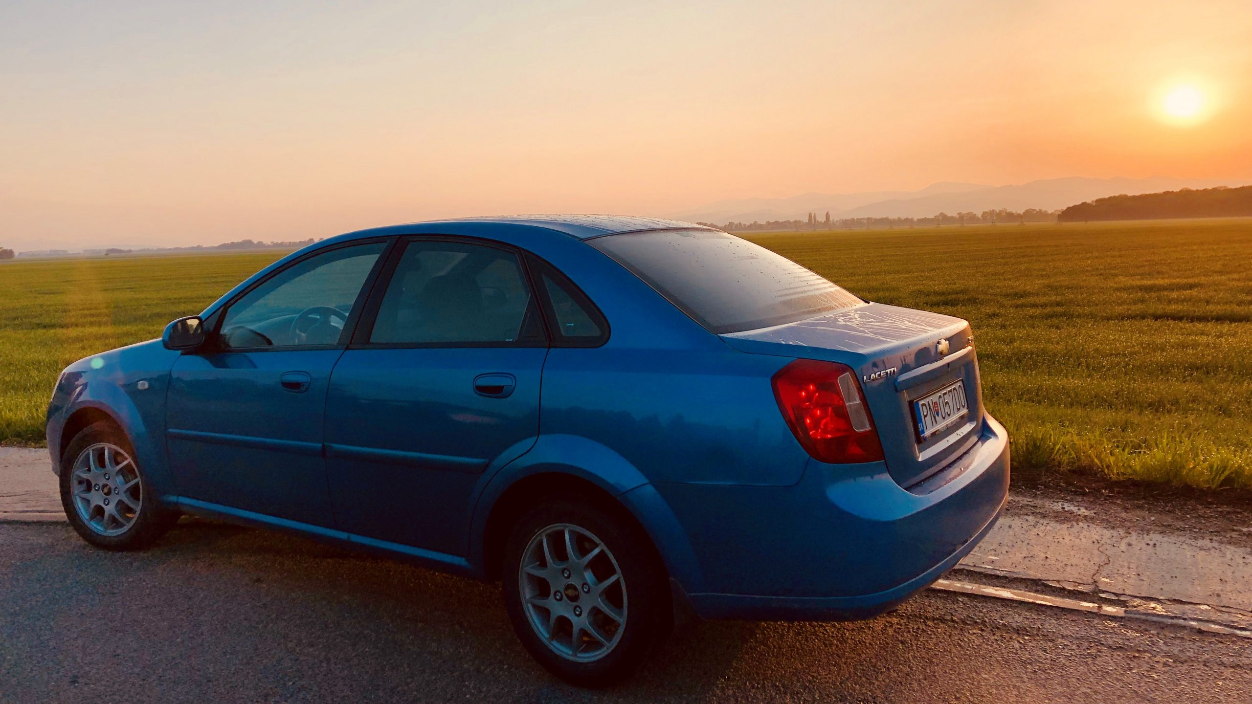 Chevrolet Lacetti recenzia skúsenosti