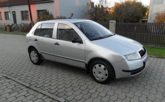 2001 Škoda Fabia 1,9 SDI recenzia a skúsenosti majiteľa
