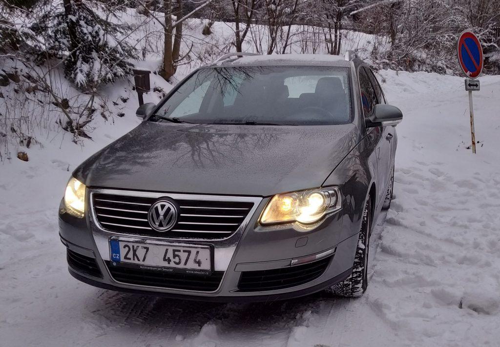 Volkswagen Passat B6 2,0 TDI Variant recenzia skúsenosti